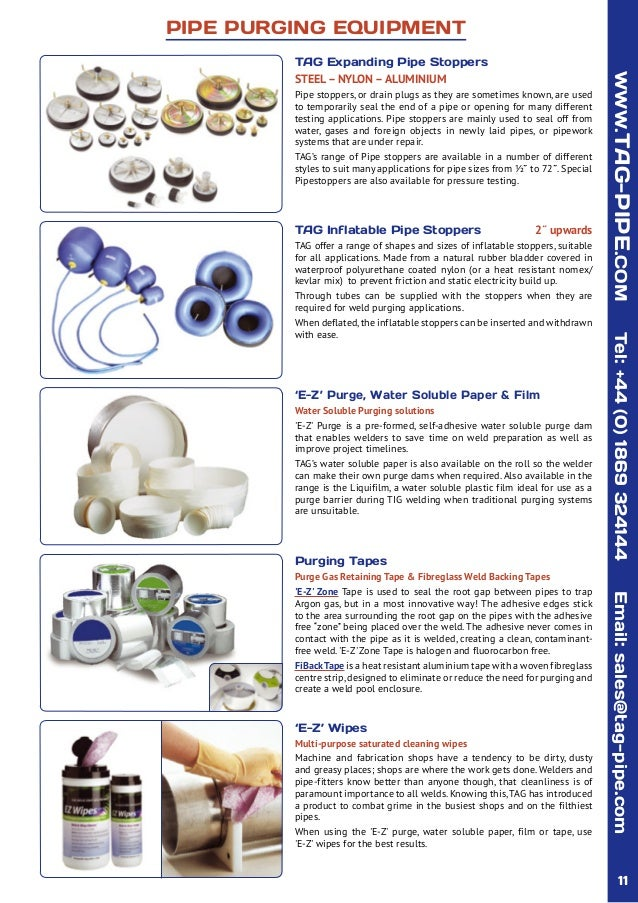 TAG Product Summary ENGLISH 2015 Web