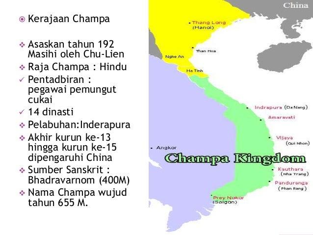 BAB 3 - Kerajaan Awal Di Asia Tenggara