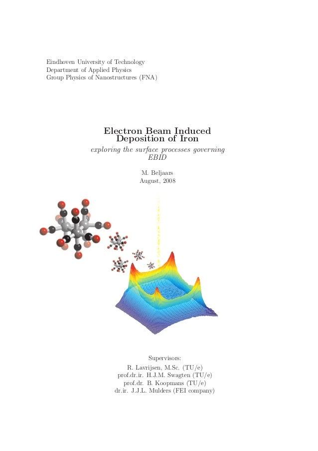 Thesis physics latex