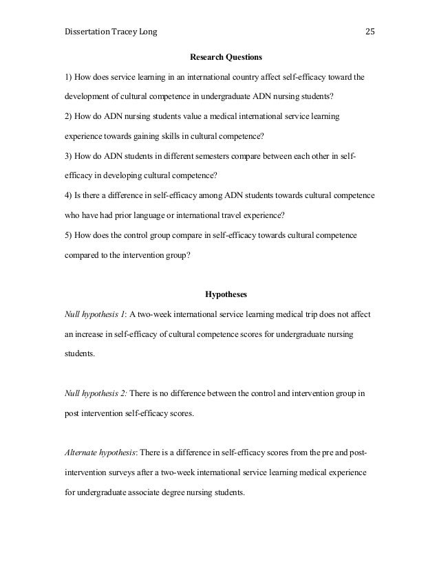 Writing a personal statement for a job