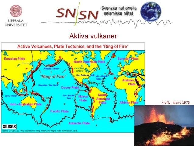 Vulkanutbrott Jordbavningar Och Tsunamis Reynir Bodvarsson Uppsala