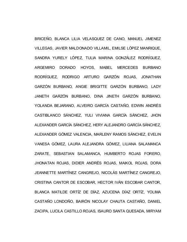 F25000232600019990000204 s3adjuntasentencia20121114135652 for Blanca lilia romero cenipalma