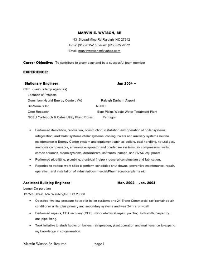 Resume MEW 2015