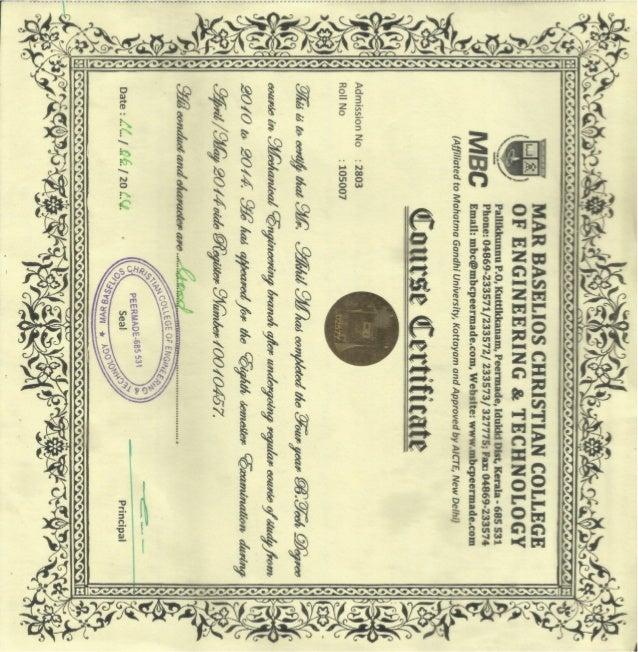 btech certificate temp