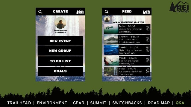rei brand equity Basic partnered with rei to bring the offline shopping experience online, with an adaptable mobile strategy that creates a user-focused experience to make it happen.