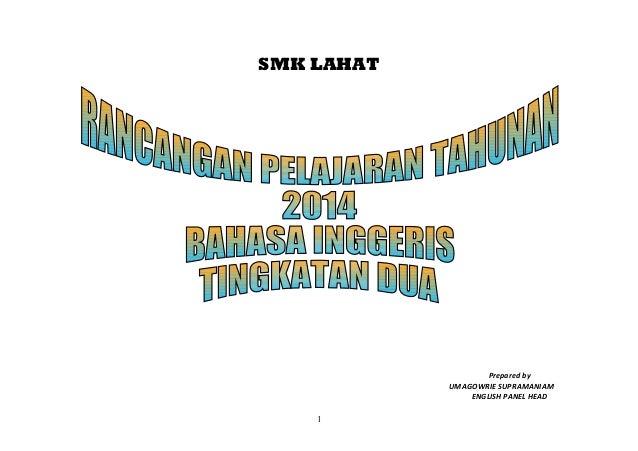 SMK LAHAT  Prepared by  UMAGOWRIE SUPRAMANIAM  ENGLISH PANEL HEAD  1
