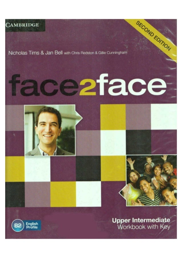 Cambridge Face2face 2nd Edition Upper-intermediate Workbook