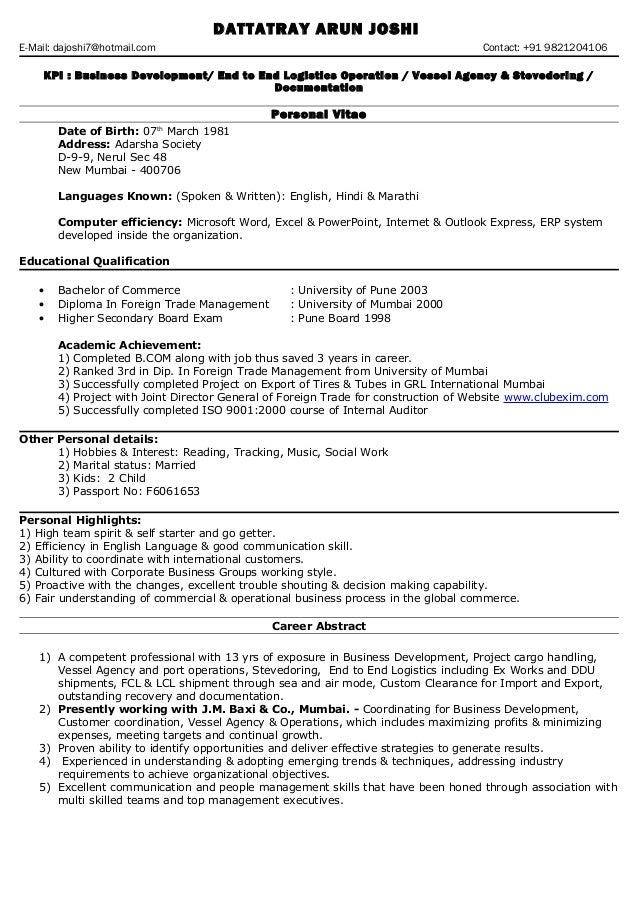 datta resume