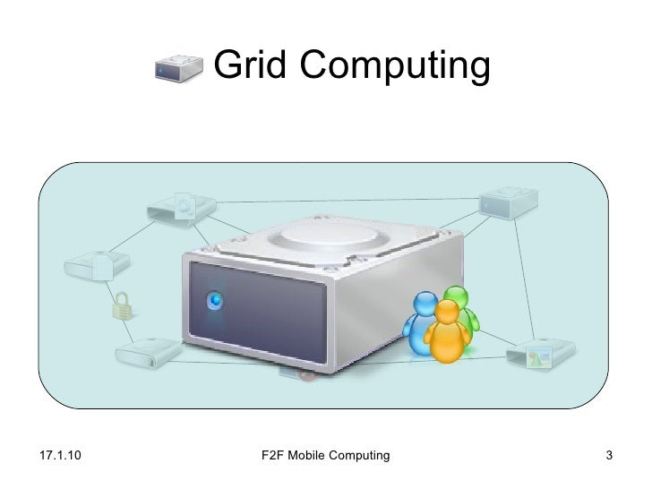 Distributed and Parallel Systems  From Cluster to Grid Computing