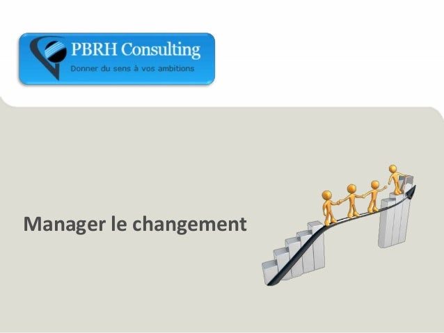 Manager le changement