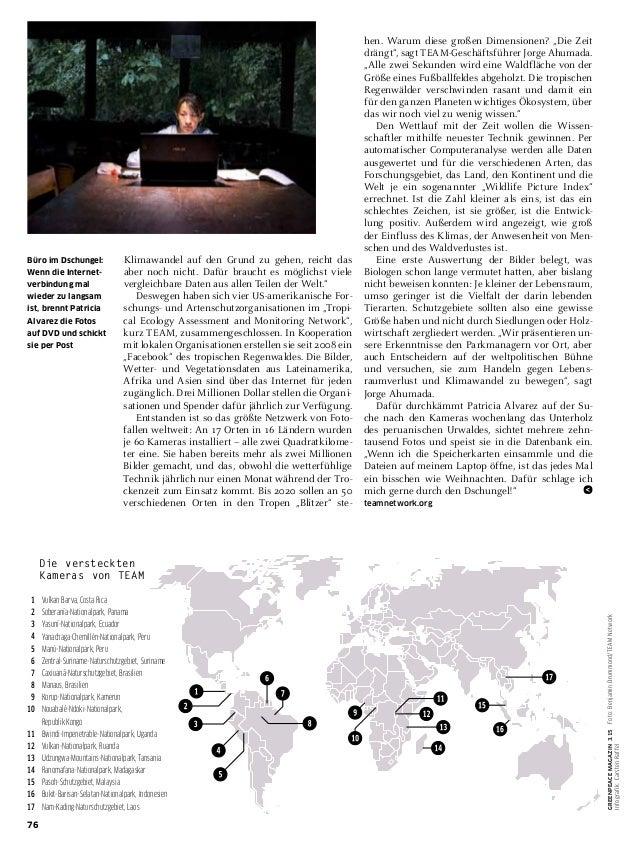 """GreenpeaceMagazin3.15Foto:BenjaminDrummond/TEAMNetwork Infografik:CarstenRaffel hen. Warum diese großen Dimensionen? """"Die ..."""