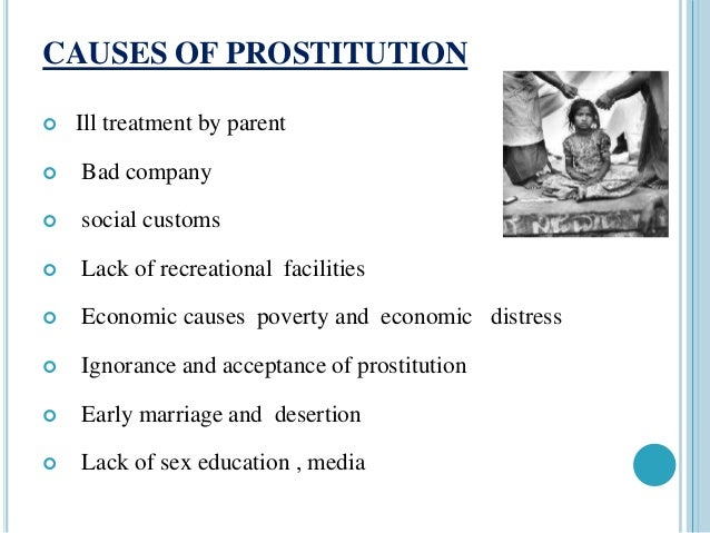negative effects from legalizing prostitution