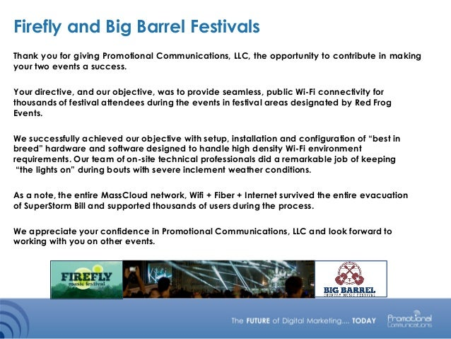 Firefly and Big Barrel Results_FINAL Slide 2
