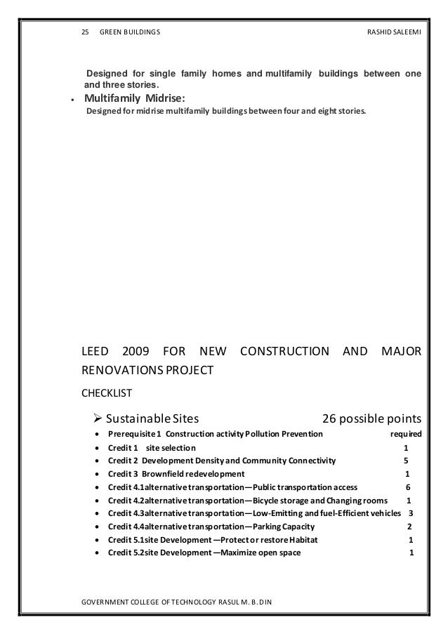 green building dissertation Rethinking low-cost green building material selection process in the design of   this is an electronic version of a phd thesis awarded by the university of.