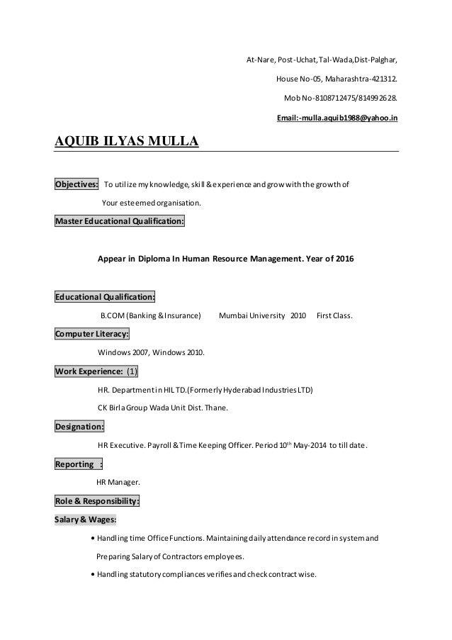 At-Nare,Post-Uchat,Tal-Wada,Dist-Palghar, House No-05, Maharashtra-421312. Mob No-8108712475/814992628. Email:-mulla.aquib...
