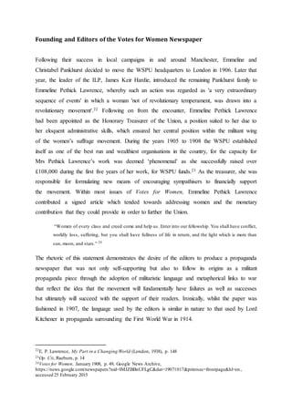 Sample biography essay