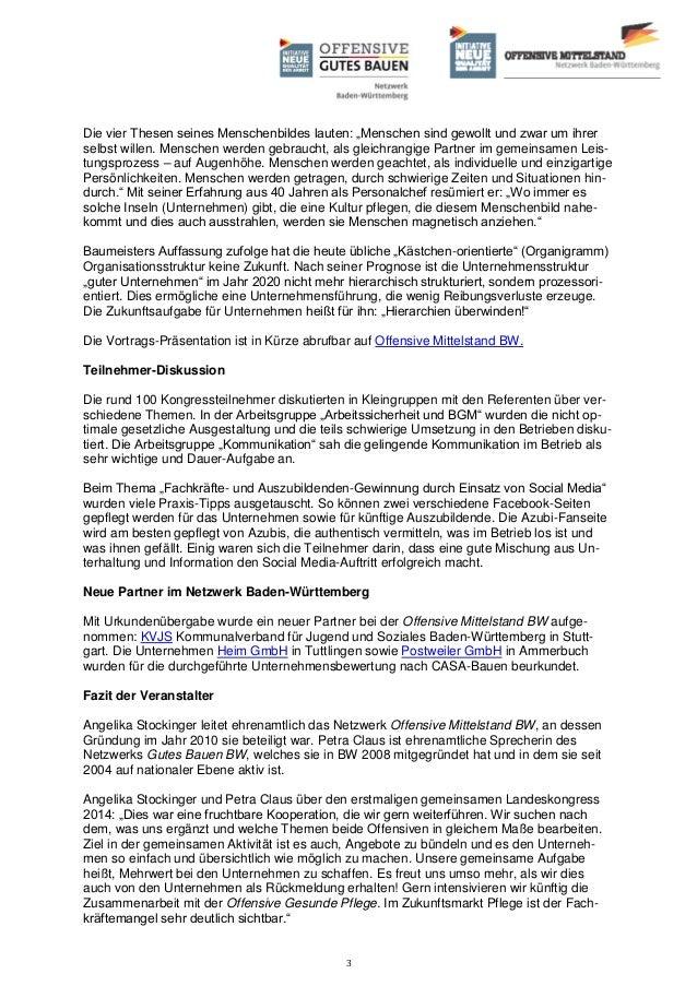 Fachkräftesicherung im Handwerk funktioniert über moderne Unternehmensführung Slide 3