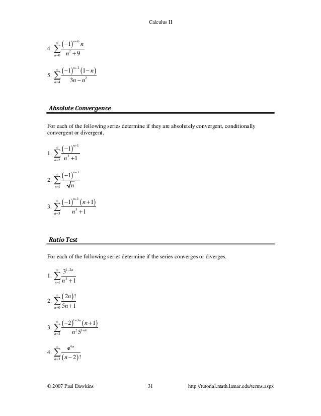 Calc ii complete_practice