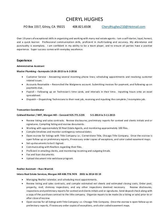 2016 Resume package
