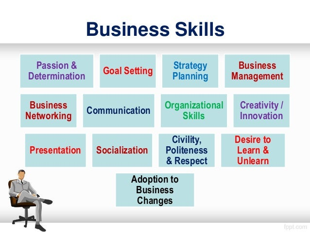 business management resume skills
