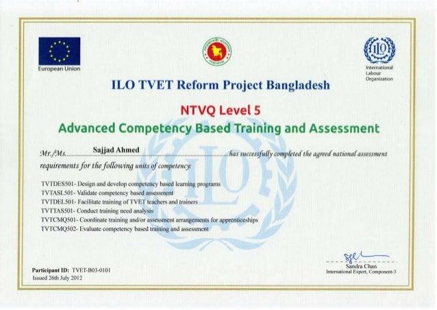 Certificate_Advanced CBT&A_Sajjad Ahmed