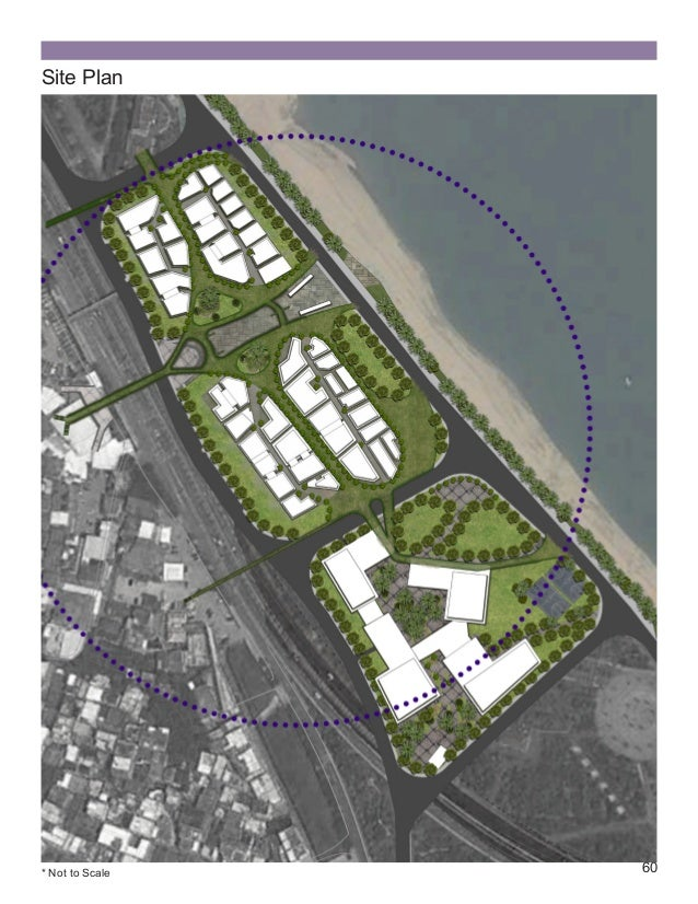 60 Site Plan * Not to Scale