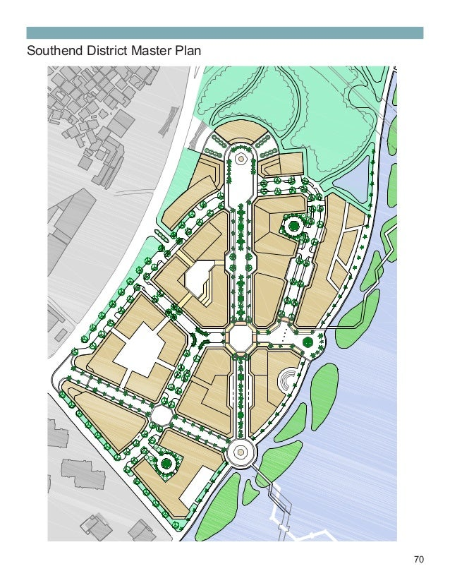 70 Southend District Master Plan