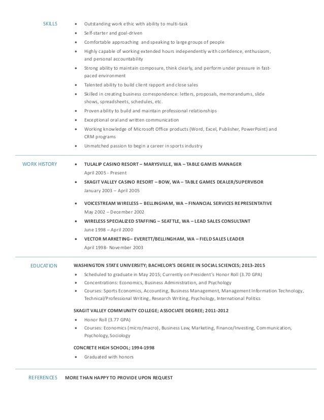Welder Fabricator Resume