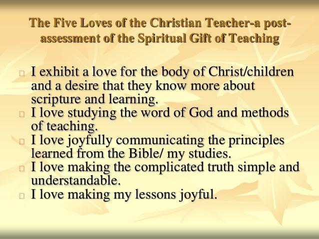 Distinctives of the christian educator final version 33 negle Choice Image