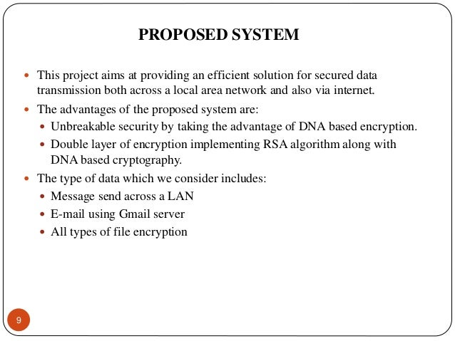 Secured outsourcing towards a cloud computing environment based on DNA cryptography