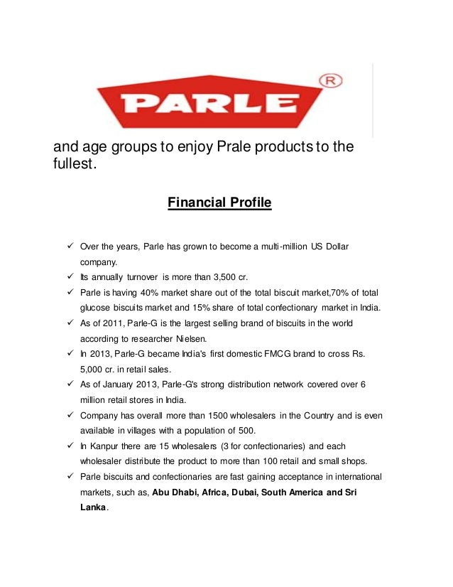 parle g biscuit manufacturing