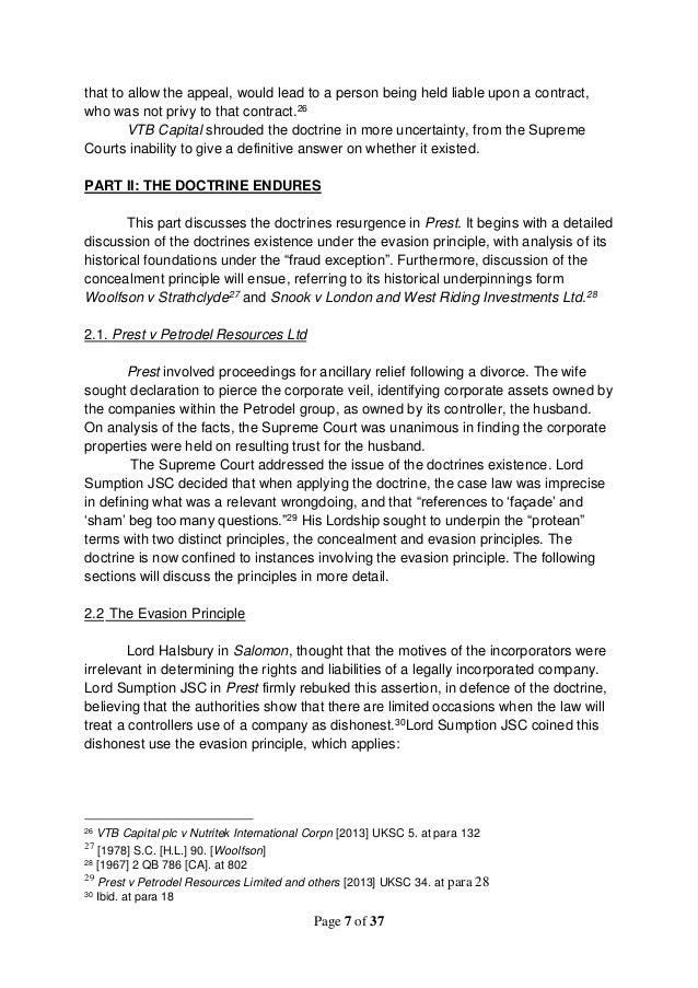 doctrine jurisprudence dissertation Professeur jean gatsi, « la jurisprudence, source du droit ohada » juriscope - 2012 3 avril 2001, la haute juridiction communautaire a rendu un avis dont la teneur.