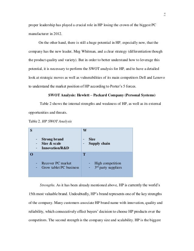 Leadership Style of Meg Whitman&nbspResearch Paper
