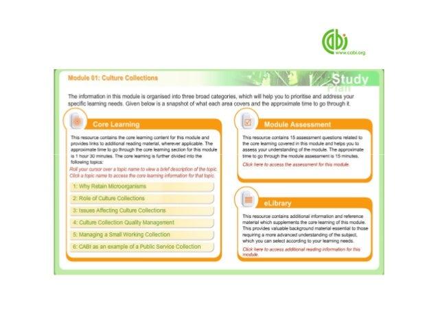 Intro screen Practice exercises test core concepts