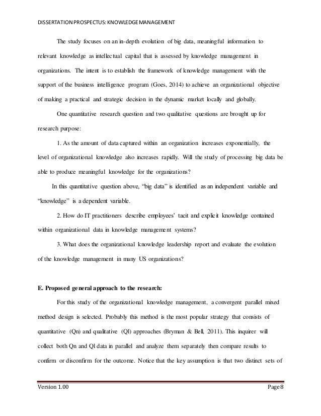 Sample prospectus for a dissertation coursework gcse help
