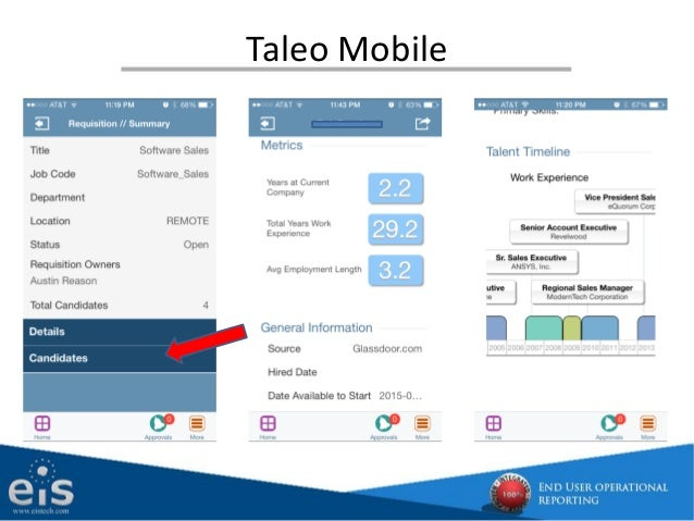 Oracle Taleo Cloud Service Reviews and Pricing - 2019