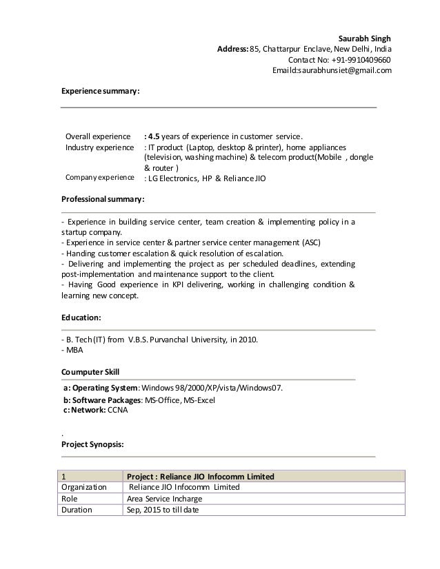 Nice Resume Startup Company Experience Elaboration Example Resume
