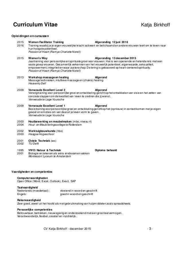 computervaardigheden cv Computervaardigheden Cv Voorbeeld | gantinova
