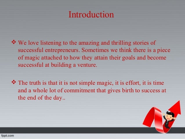 final presentation topic