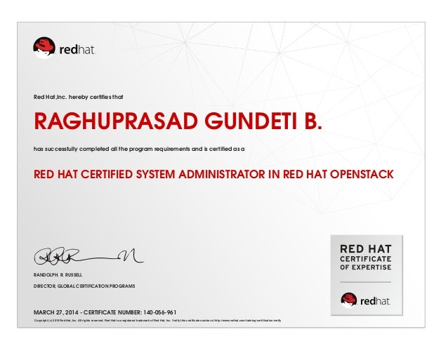 Red Hat Certified System Administratorex210