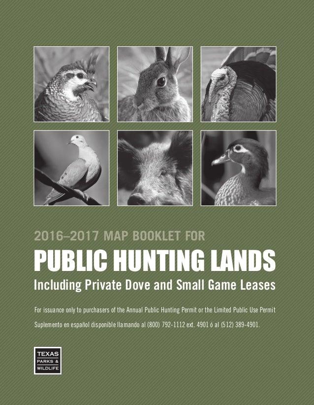 Las palomas wildlife management area ebony unit