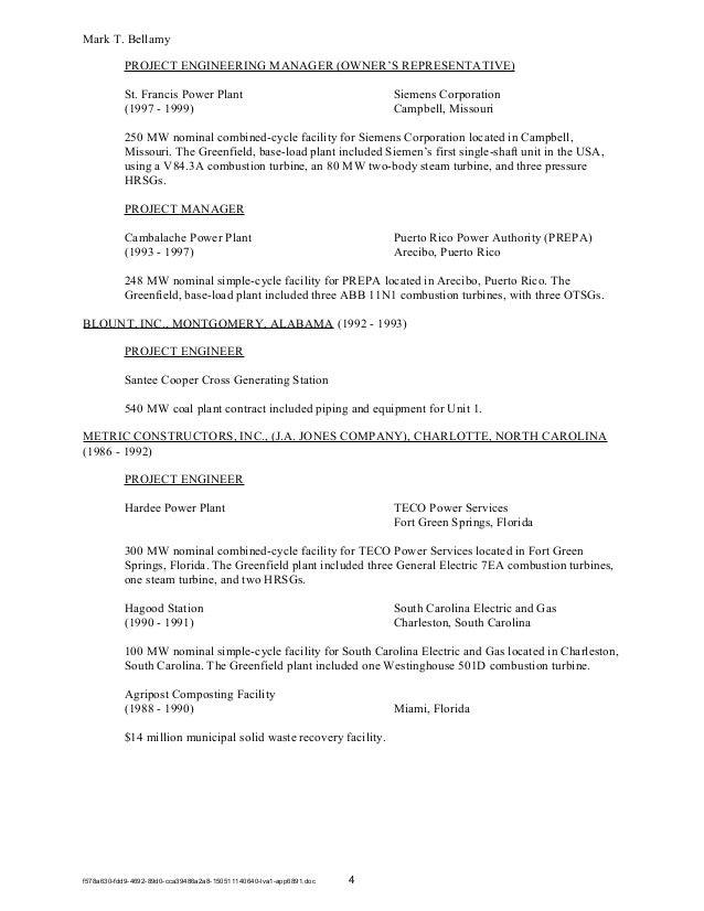 Latest and Greatest -AV20090028-030 -- Resume - Bellamy