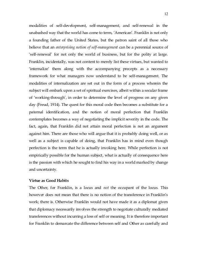 boorstin thesis Writing a research paper: from the parts to the whole january 2010 good research paper writing can be made much simpler than most people think,.