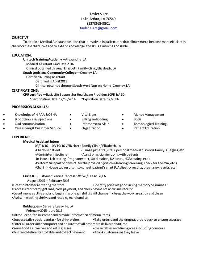 M A Experience On Resume. manufacturing resume example manufacturing ...