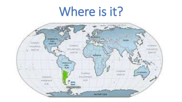 Argentina At A Glance - Where is argentina