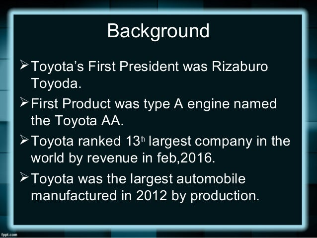 segmentation toyota Marketing strategy of toyota for different car segments toyota & c-segment documents similar to marketing strategy of toyota for different car segments.