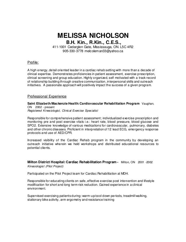 Melissa Resume 2015R