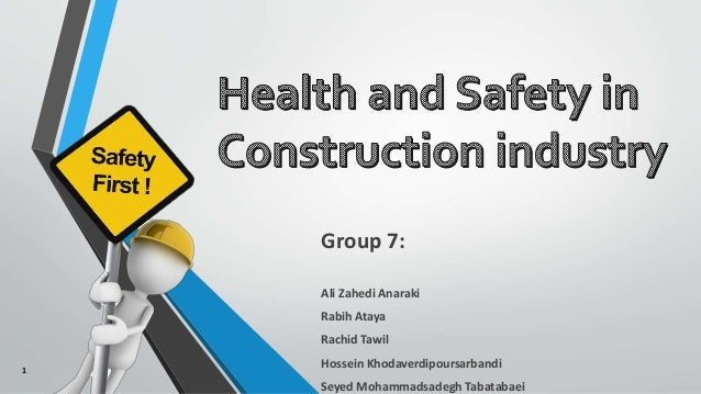 Health and safety presentation final for Health and safety powerpoint templates