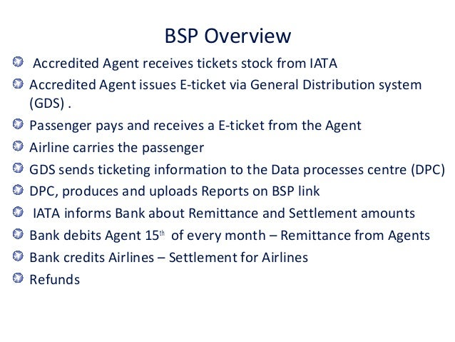 Travel Process Presentation