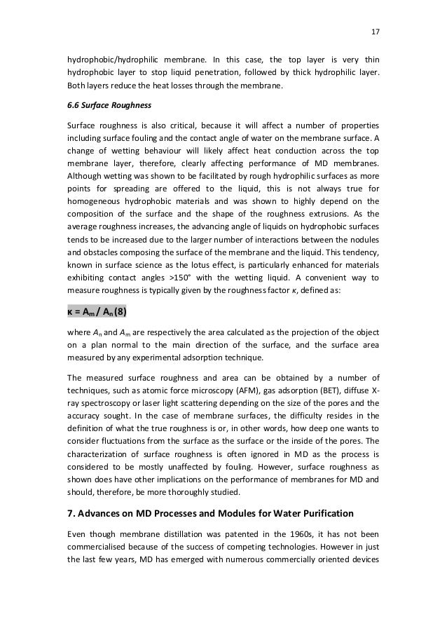 An Introduction to Distillation and Condensation Techniques for Water Desalination